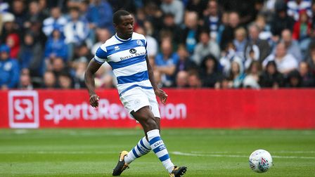 Nedum Onuoha will play his 200th game for Queens Park Rangers against Ipswich Town on Saturday (pic: