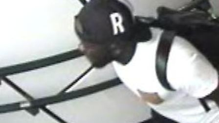 Police want to speak to this man. Picture: Met