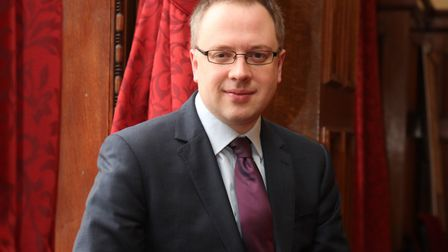 Cllr Richard Watts, leader of Islington Council. Picture: Louise O'Gorman