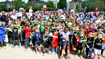 Highbury Football School will be left without a home after Islington Council decided to get rid of t