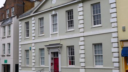 The Marx Memorial Library in Clerkenwell Green. Picture: Ewan Munro (CC BY-SA 2.0)