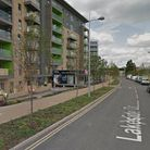 A man was found with fatal stab injuries in Park Royal Picture: MPS