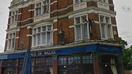 Prince of Wales pub in Kilburn (Picture: Google Earth)