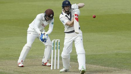 Adam Voges of Middlesex (pic: Paul Harding/PA)