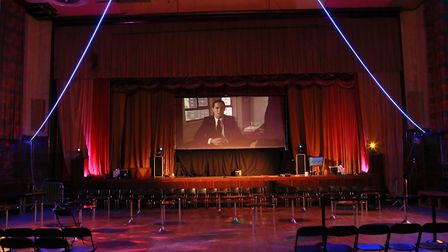 Twin Peaks UK Festival 2016 at Hornsey Town Hall Arts Centre. Picture: Amy T. Zielinski