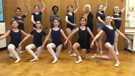 Adele's Dance School pupils are putting on a show to celebrate the company's 50th anniversary