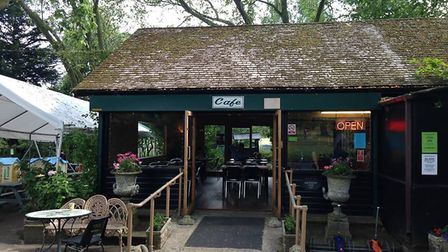 Roundwood Park Cafe (Picture: Facebook)