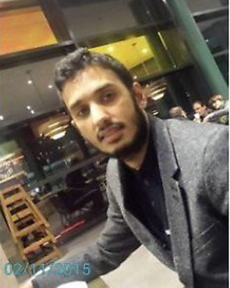 Hussain Yousef, from Kilburn, posted extremist material on six different Facebook accounts (Picture