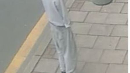 Man wanted in connection with arson attack on Ivy Hall in Cricklewood (Picture: Met Police)
