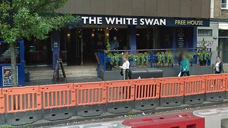 The White Swan in Upper Street. Picture: Google Maps