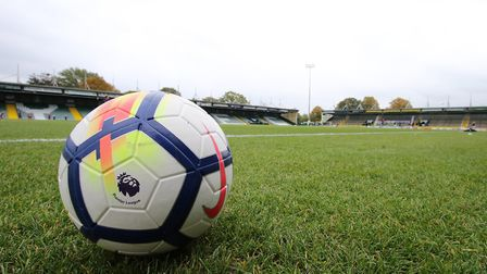 A general view of the ground before an FA Women's Super League match (pic Mark Kerton/PA)