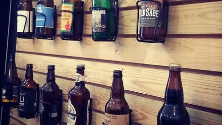 A selection of the beers on sale at Indiebeers in the Holloway Road. Picture: Instagram/@indiebeersh