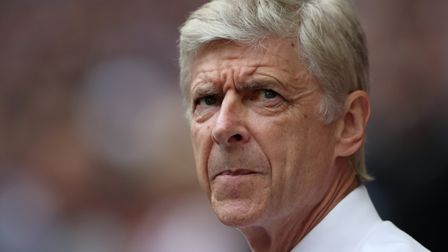 Read the transcript of Arsenal manager Arsene Wenger's press conference. (pic: Nick Potts/PA Images)