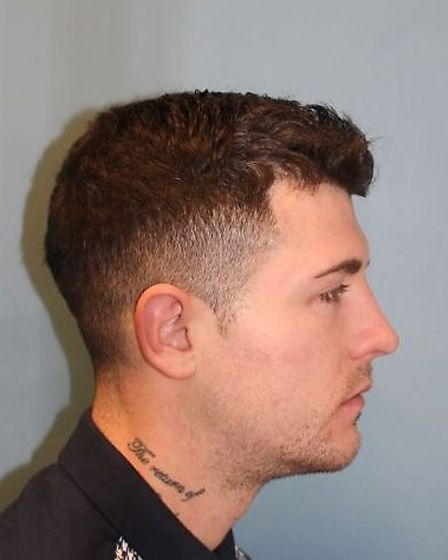 Patrick Joseph O'Keeffe attacked another man in Cambridge Avenue on April 16. Picture: MET POLICE