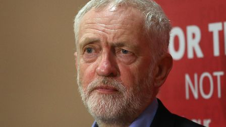 Labour leader and Islington MP Jeremy Corbyn has attacked the Conservatives for putting austerity po