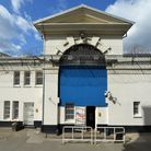Pentonville Prison in Caledonian Road. Picture: Anthony Devlin/PA