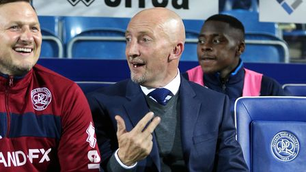Queens Park Rangers manager Ian Holloway (pic Jonathan Brady/PA)
