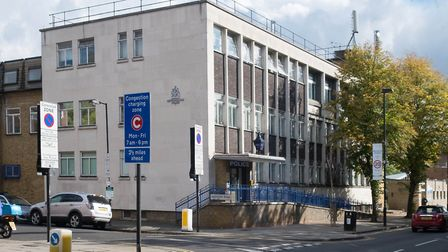 Holloway Police Station is due to close. Picture: JULIAN OSLEY/GEOGRAPH/CC BY-SA 2.0