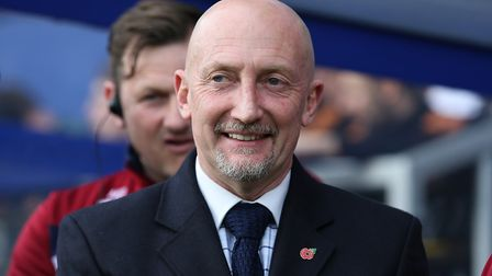 Queens Park Rangers manager Ian Holloway (pic: Mark Kerton/PA)