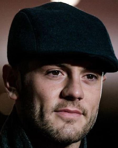 Jack Wilshere at 89 The Film premier. Credit 89 The Film