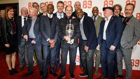 The Class of 89. Credit 89 The Fiilm