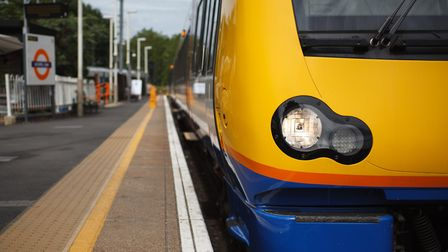 There will be no Overground services between Stratford and Camden Road for three weeks. Picture: Tom