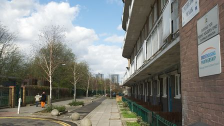 Cathedral Walk, one of Brent Council's 37 blocks (Brent Council)