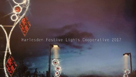 Harlesden Festive Lights Cooperative are holding a fundraiser to bring colour to the area