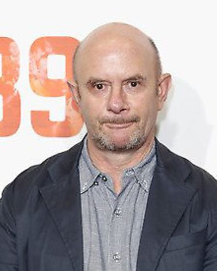 Nick Hornby at the premier of 89 The Film