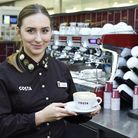 Kinga Sobczynska has reached the final of Costa's global Barista of the Year Picture: One Green Bean