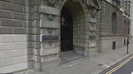 Old Bailey Picture: Google Street View