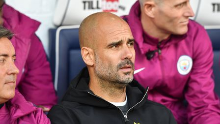 Manchester City manager Pep Guardiola doesn't believe his side will match Arsenal's 2004 'Invincible