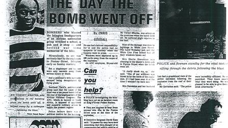 'THE DAY THE BOMB WENT OFF': How the Gazette reported the African National Congress blast in its Mar