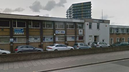 Minavil House in Ealing Road, Alperton (Picture: Google)