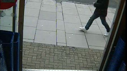 CCTV captures Robert Duff, from Kilburn, who disappeared five years ago (Picture: Met Police)