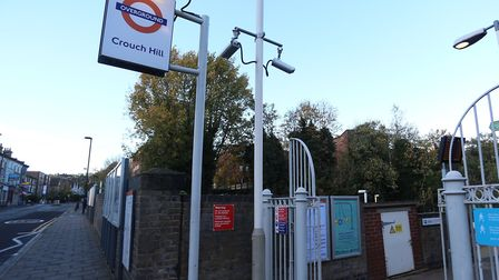 Crouch Hill will be closed or part-closed for five months.