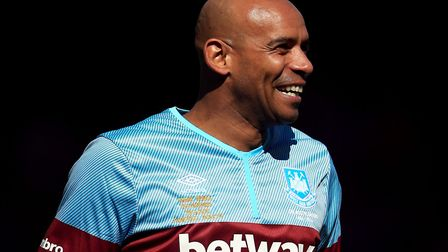 Trevor Sinclair appeared in court today. Photo credit: John Walton/PA Wire