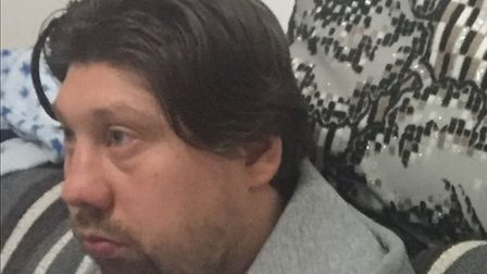 Missing: Fatmir Alijevic. Picture: Met Police