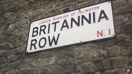 The choir was recorded at the Floyd's Britannia Row studios, which have since been converted into of