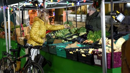 Archway Market is having a trial run in Navigator Square in December, and bosses intend to move ther