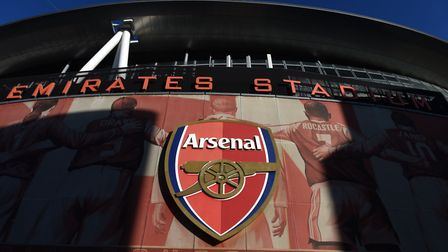 It was The Arsenal Foundation day at the Emirates berfore during and after the Premier League match