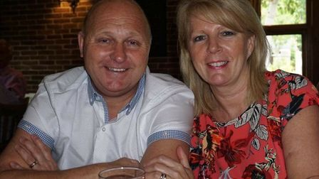 Debbie and Terry May have been Islington Council foster carers for 20 years.