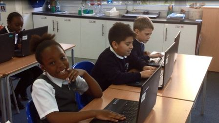 Tech-hungry students at St John's Upper Holloway Primary School have taken it upon themselves to fun