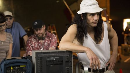 The Disaster Artist. Picture: Justina Mintz/ Warner Bros Entertainment Inc