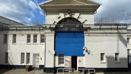 Pentonville Prison in Caledonian Road. Picture: Anthony Devlin