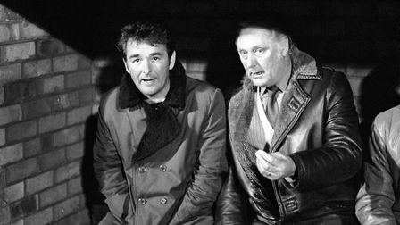 When Forest ruled Europe - Brian Clough at the height of his powers with assistant manager Peter Tay