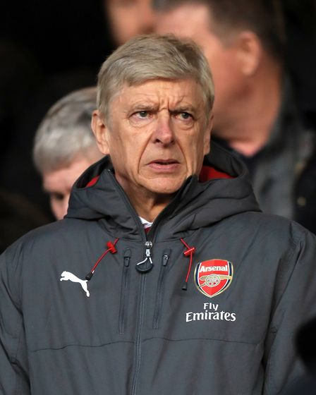 Arsenal manager Arsene Wenger saw his team lose 4-2 to Forest
