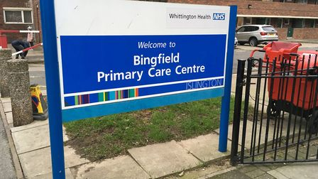 Barnsbury Medical Practice, which operates out of Bingfield Primary Care Centre, has been put into s