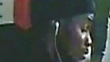 Do you know this man? Police want to speak to him in connection with a violent attack at King's Cros