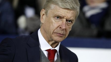 Arsenal boss Arsene Wenger has been hit with a thre match touchline ban and a �40,000 fine after 'ab